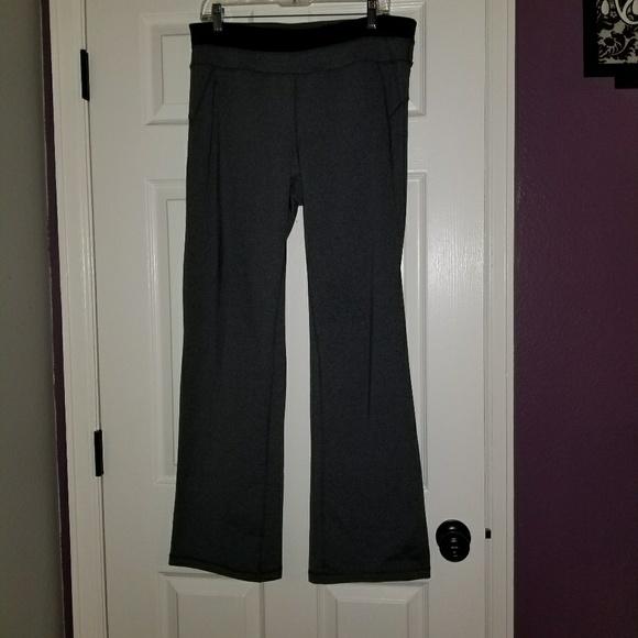 b5d4fb08af Tek Gear Shapewear Bootcut Charcoal Pants XL. M 5a87785ffcdc314ddd3cec90